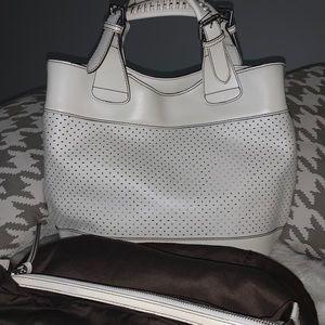 Danier Leather Tote Bag Hand Bag